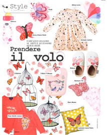 parution presse Vogue Lilipinso